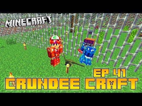 CRUNDEE CRAFT   Перенаселение Episode 41