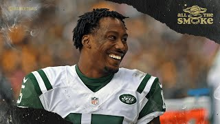 Brandon Marshall Opens Up On Mental Health Issues & Importance Of Destroying Stigma   ALL THE SMOKE