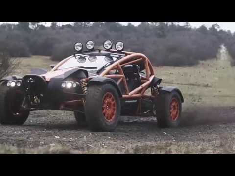 Ariel Nomad Off-roading | Top Gear Magazine