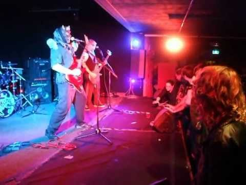 VERNICHTEN LIVE AT MILDURA METAL MEETING