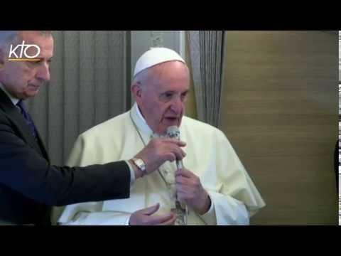 Les premiers mots du Pape en Afrique: jeunesse, Création, réconciliation
