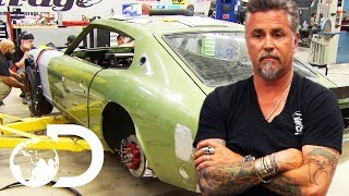 Going Way Over Budget On A Datsun 280Z | Fast N' Loud