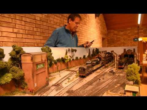 Knowl Hill model train exhibition