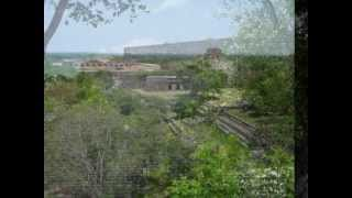 preview picture of video 'Uxmal, Mexico'