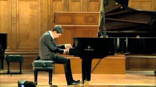 Eduard Kunz plays Beethoven Piano Sonata No 21 'Waldstein'   Mov 2,3 2011