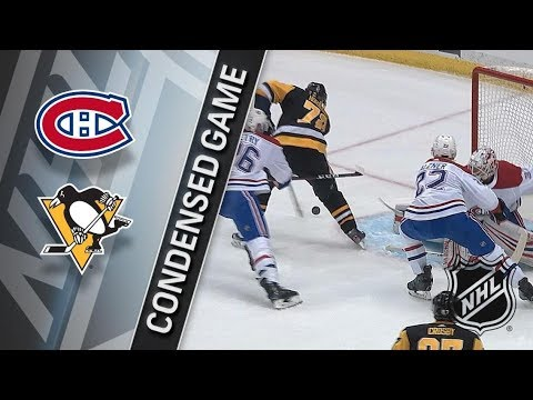 Montreal Canadiens vs Pittsburgh Penguins – Mar. 31, 2018 | Game Highlights | NHL 2017/18. Обзор