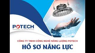 Hồ sơ năng lực công ty đèn LED POTECH
