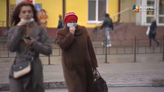 Coronavirus: Rusia impune purtarea măştii în unele locuri publice şi recomandă închiderea barurilor în timpul nopţii