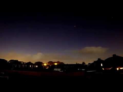 GoPro Hero 4 5hr Nightlapse