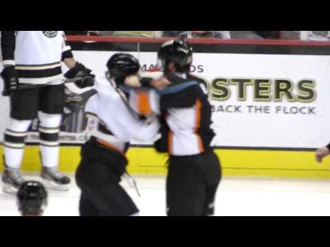 Josh Brittain vs Paxton Leroux
