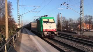 preview picture of video 'Eisenbahn in Dresden & Umland'