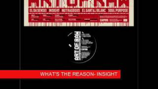 Insight - What's The Reason