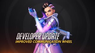 Developer Update | Improved Communication Wheel | Overwatch
