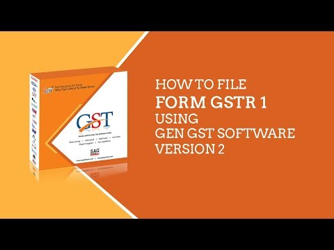 GST Return Filing Software & Hassle Free Invoice Upload To GSTN
