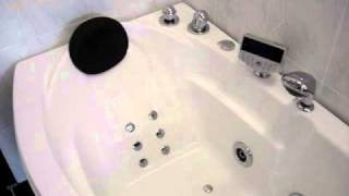 preview picture of video 'Luxury Whirlpool Baths and Bath. London and Devon'