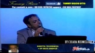 """Tommy Riccio   """"Vola Cardillo"""" Live Napoli Mia"""