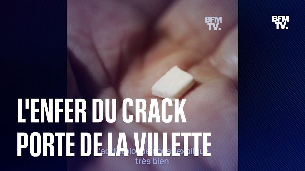 """""""La drogue qui rend fou"""": BFMTV enquête sur l'enfer du crack"""