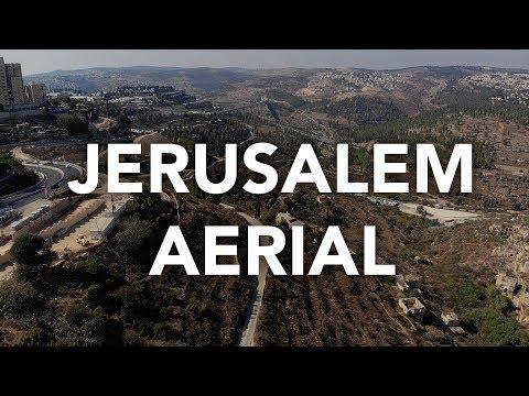 jerusalem-holy-land-israel--aerial-view--dji-mavic-air-drone-4k-hd-cafetorahcom