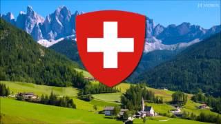 Švýcarská hymna (DE/CZ text) - Swiss Anthem