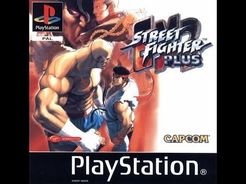 street fighter ex2 plus cheats playstation