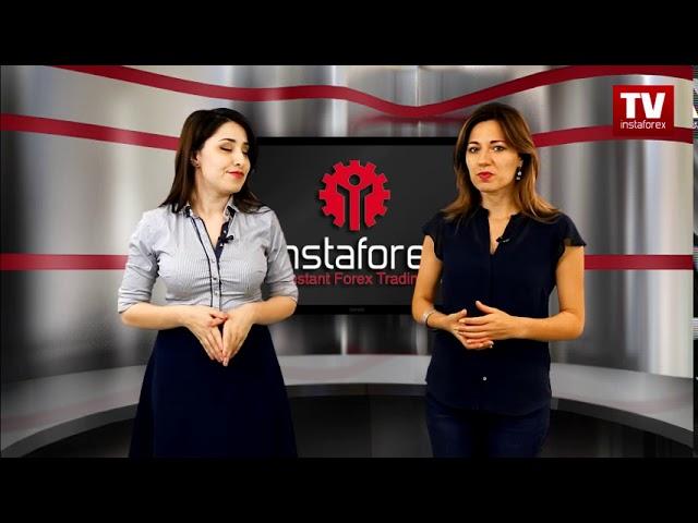 InstaForex tv calendar. Динамика валютного и товарного рынков  (16.04.2018)