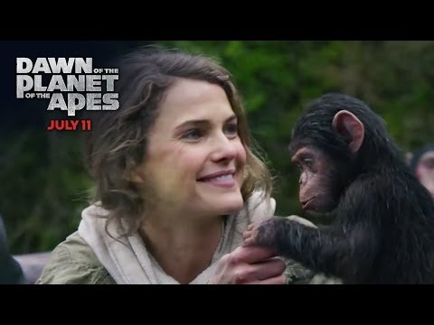 Dawn of the Planet of the Apes TV Spot 'Everyone's Depending on You'