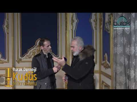 Bahadır Yenişehirlioğlu-Tahsin Paşa-Payitaht Abdülhamid Setinde Kudüs Mikrofonu Röportaj