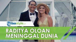 Suami Joanna Alexandra, Raditya Oloan Meninggal Dunia, akan Dimakamkan di San Diego Hills
