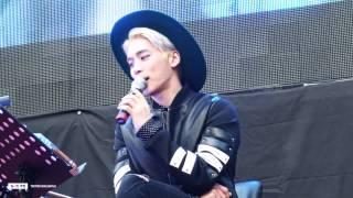 150919 6PM guerrilla concert jonghyun - 우울시계