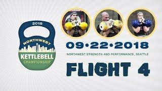 #4 | IKFF Northwest Kettlebell Championships 2018 (Seattle, WA) | Kettlebell Sport