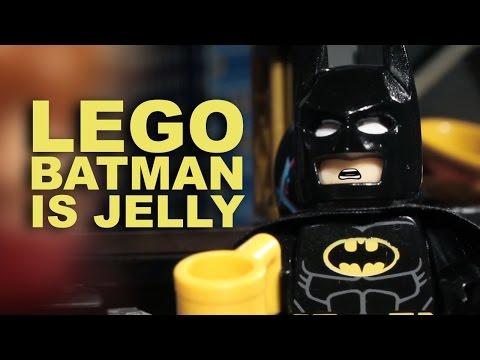 Lego Batman je žárlivka