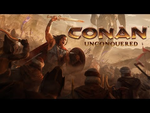 Conan Unconquered - Cinematic Announcement Trailer thumbnail