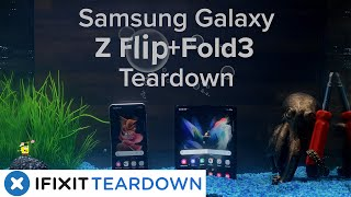 Galaxy Z Flip & Fold 3: Small Changes Make a Big Difference