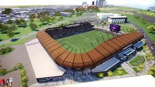 Loucity da a conocer lo que será el nuevo estadio