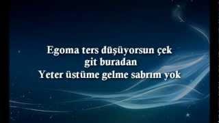 Mustafa Sandal - Ego (Şarkı Sözleri-Lyrics)