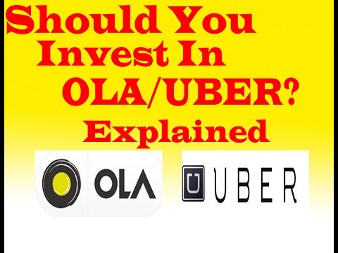 Should you attach your car with OLA and UBER complete Guide
