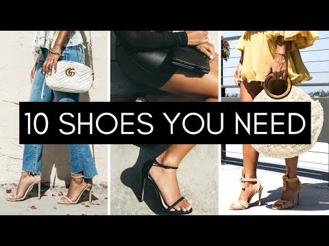 10 Shoes Every Girl Should Own Mp3