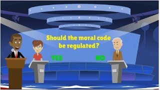 Ethics and law - The Great Debate