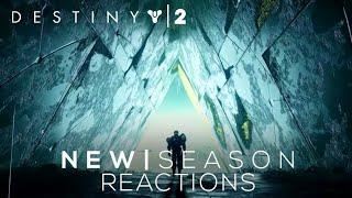 Destiny 2 | Season of Dawn Trailer Reaction