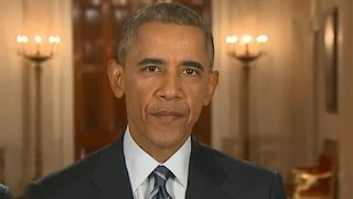 Obama: Iran Deal Not Built On Trust, But Verification