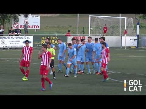 [VÍDEO] El Girona C aigualeix la festa del Porqueres