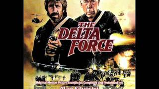 The Delta Force (1986) Complete Soundtrack Score Part 4   Alan Silvestri