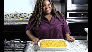 Soul Food Cornbread Dressing Recipe - I Heart Recipes w/ Rosie Mayes