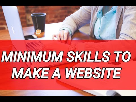 What Skills Do You Need To Build A Website?