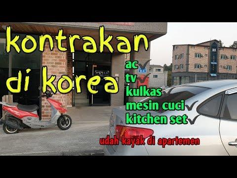 Gerebek kontrakan TKI KOREA di #koreaselatan