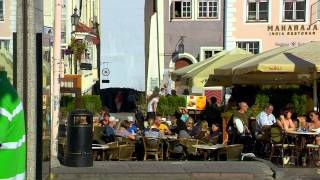 preview picture of video '1001 Adventure Tours | Travel Blog Tallinn Travel Minute | A Walk through Tallinn'
