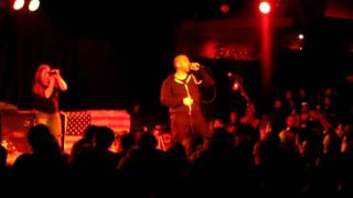 E.Town Concrete - Made for War live at Starland Ballroom Feb 17th 2012 (HD).MOV