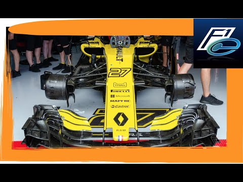 Image: The Renault brake-gate can be compared with spy-gate at McLaren