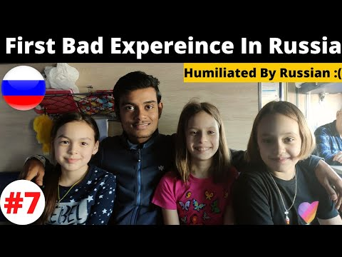 Download Bad Experience in Russian Train    Reached Coldest Republic in the World HD Mp4 3GP Video and MP3