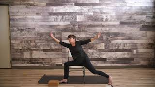 Protected: May 8, 2021 – Brier Colburn – Chair Yoga